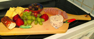 HAND CRAFTED cheese serving boards and cutting boards Kitchener / Waterloo Kitchener Area image 9