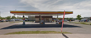 SHELL GAS STATION FOR SALE IN CORNWALL