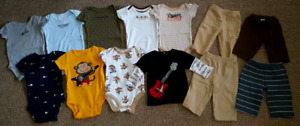 Boys sz 6 months Clothing Lot