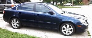 2007 Kia Magentis LX V6 Luxury model Sedan London Ontario image 3