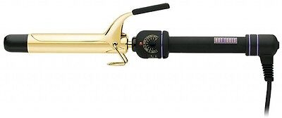 Hot Tools 1 Professional  Spring Gold Hair Curling Iron Model 1181 Jumbo HT1181