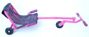 Waveroller Rider Toy - uphill, downhill, flatlands, in/out!
