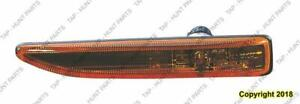 Repeater Lamp Driver Side (Yellow Turn Indicator) High Quality BMW 7-Series 2002-2008
