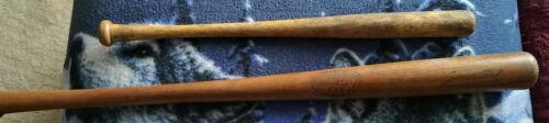 Junior Pal Hillerich & Bradsby Souvenir Bat/Smaller Adirondack Bat