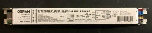 Osram Optotronic OTi 50/120-277/1A4 DIM-1LAUXG2LED 50W Power Supply Part # 57456