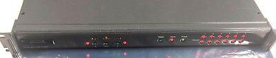 8.6 Symmetricom 9611 Rev Ko Control Distribution 12 Channels Dc-10mhz