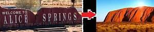 Alice Springs to Uluru car share Friday 9 June Alice Springs Alice Springs Area Preview