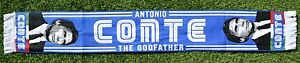 ANTONIO CONTE CHELSEA FOOTBALL SCARF THE GODFATHER