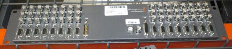 BLACKMAGIC STUDIO VIDEOHUB 16 x 32 3G-SDI and 16 Deck Control 2RU Router