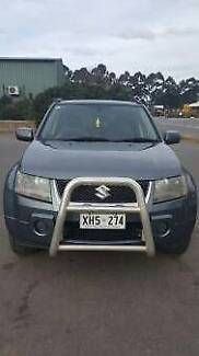 2006 Suzuki Grand Vitara Wagon