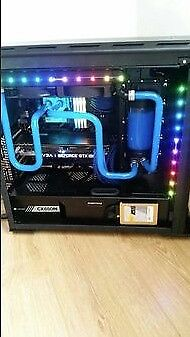 Gaming PC NZXT GTX 1080Ti AORUS i7 8700K NEW BUILT