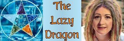 Gypsy Spirit Woman-The Lazy Dragon