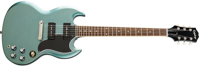 Epiphone SG Special P-90 Electric Guitar - Faded Pelham Blue