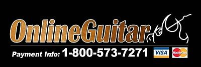 ONLINEGUITAR and EFFECTS PEDALS