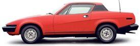 Triumph TR7 FHC