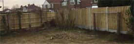 🏆 Various Styles Of High Quality Tanalised Wooden Garden Fence Panels > New
