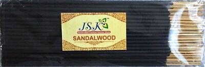 HANDMADE SANDALWOOD INCENSE STICKS - GENUINE JSK - PACK OF 50
