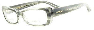 Yves Saint Laurent YSL 6368 7M6 Eyewear FRAMES RX Optical Eyeglasses Glasses-New