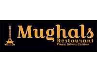 Pakistani / Indian Tandoori Chef Urgently wanted for Punjabi Restaurant
