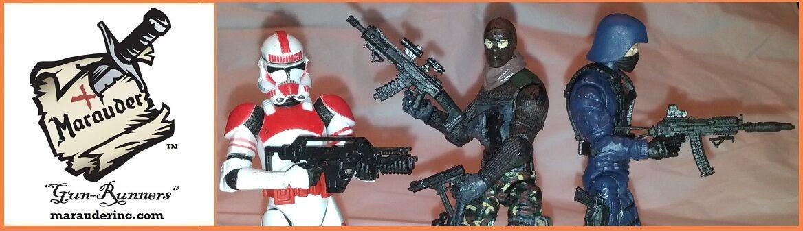 Marauder Gun-Runners