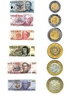 Sell your Leftover Mexican Peso's- Top rates paid