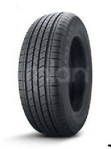 Four Firestone Winterforce Tires R18 100S M&S