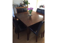 Lombok Dining table - seat 8 people