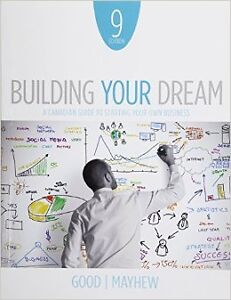 Building Your Dream - Business Book by Good, Mayhew 9th Edition Kitchener / Waterloo Kitchener Area image 1