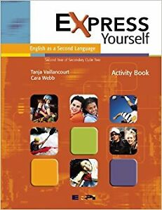 Express Yourself - English as a Second Language