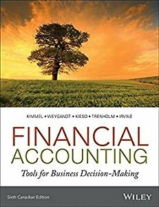 Financial Accounting 6th Edition plus clicker and calculator