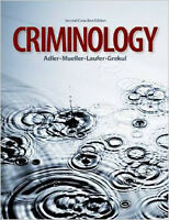 Criminology 2nd Can Ed