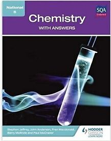 SQA Chemistry with answers