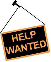 Trade Show Help Wanted