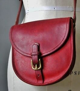 Vintage Coach Leather