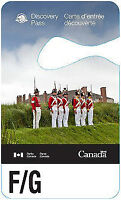 Parks Canada Discovery Pass (Family/Group)