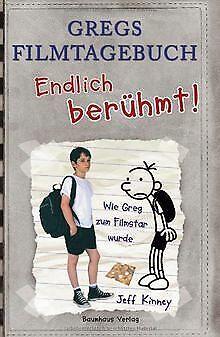 Gregs Filmtagebuch - Endlich berühmt!: Wie Greg zum... | Buch | Zustand sehr gut