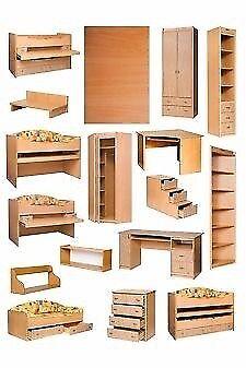 Flat pack furniture assemblers, Lisburn