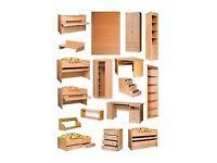 Flat pack furniture assembler