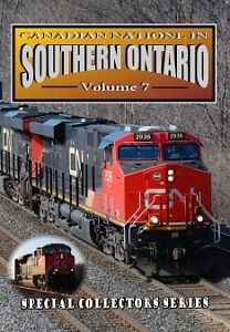 Canadian National In Southern Ontario - Vol 7 - Just Released