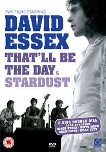 Stardust / That'll Be The Day - David Essex - New DVD