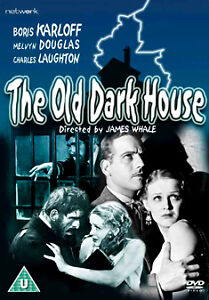 THE OLD DARK HOUSE  Boris Karloff. Brand new sealed DVD.