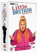 Little Britain Boxset DVD