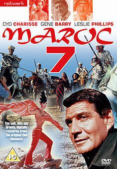DVD:MAROC 7 - NEW Region 2 UK