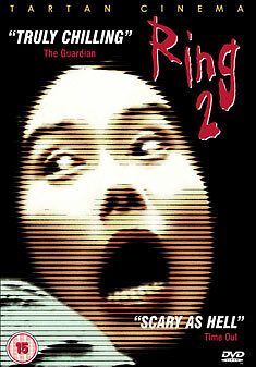 DVD:RING 2  - NEW Region 2 UK