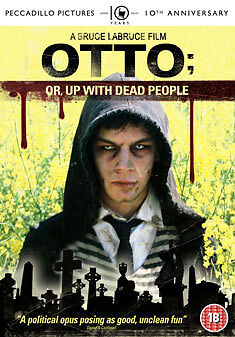 DVD:OTTO - OR UP WITH DEAD PEOPLE - NEW Region 2 UK