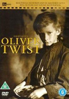 DVD:OLIVER TWIST - NEW Region 2 UK 34