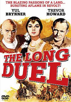 DVD:THE LONG DUEL - NEW Region 2 UK