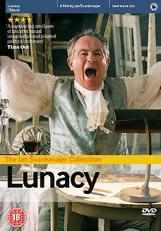 LUNACY - DVD - REGION 2 UK