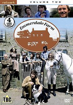 (EMMERDALE FARM - VOLUME 2 - DVD - REGION 2 UK)