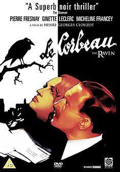 LE CORBEAU - DVD - REGION 2 UK